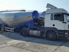 Увидеть foto  Цементовоз NURSAN 34 m3 c дизельным компрессором 67868176 в Екатеринбурге