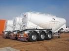 Скачать фото  Цементовоз NURSAN 28 м3 от завода 68044376 в Ростове-на-Дону