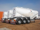 Увидеть фото  Цементовоз NURSAN 28 м3 от завода 68571561 в Ростове-на-Дону