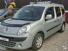 Renault Kangoo 1.5МТ, 2010, 151000км