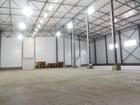 Сдается складское помещение площадью 1100 кв.м в микрорайоне