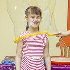Шоу гигантских мыльных пузырей на Ваш праздник