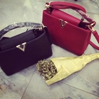 Женская сумка Louis Vuitton capucines mini