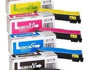 Заправка картриджа TK-540 для Kyocera FS-C5100dn Заправка картриджа Kyocera TK-5