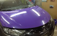 Оклейка автомобилей виниловыми и полиуретановыми пленками