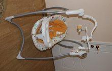 Грако электронные качели с адаптером
