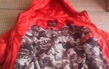 курточка осень-весна 10-12 лет