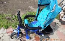 Продам детский трехколесный велосипед б/у