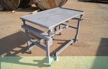 Вибростол для производства тратуарной плитки