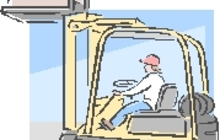 Обучение водителей электропогрузчика, автопогрузчика