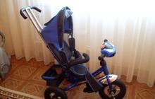 Новый трехколесный велосипед детский
