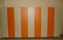 Шкаф для раздевалок фитнес-залов