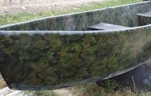 Лодка для болотистой местности
