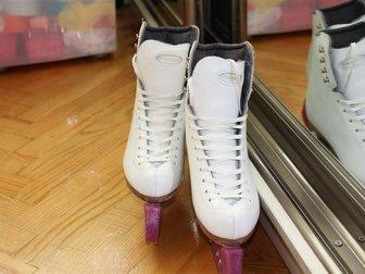 Свежее foto Спортивная обувь Продаю профессиональные коньки 35 размер 32382079 в Ростове-на-Дону