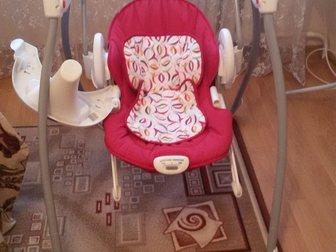 Увидеть foto Детская мебель Продам Электронные качели Graco 32484038 в Ростове-на-Дону