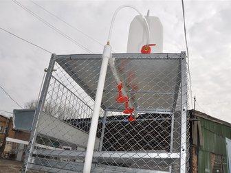 Свежее foto  Клетка для кур: Несушек - Бройлера - Перепелов 32548566 в Ростове-на-Дону