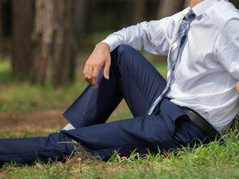 Новое foto Свадебные платья Костюм свадебный, в подарок галстук 33022450 в Ростове-на-Дону