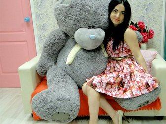 Свежее foto  Огромный плюшевый мишка Тедди по супер цене! 33418426 в Ростове-на-Дону