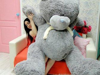 Новое фотографию  Огромный плюшевый мишка Тедди по супер цене! 33418426 в Ростове-на-Дону