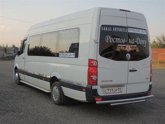 Просмотреть фотографию Авто на заказ Заказ микроавтобуса VOLKSWAGEN CRAFTER VIP 21 место 33775979 в Ростове-на-Дону