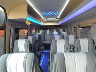 Уникальное изображение Авто на заказ Заказ микроавтобуса VOLKSWAGEN CRAFTER VIP 21 место 33775979 в Ростове-на-Дону