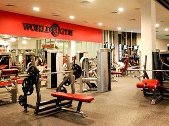 Уникальное фото  Фитнес клуб World Gym , 33948647 в Ростове-на-Дону