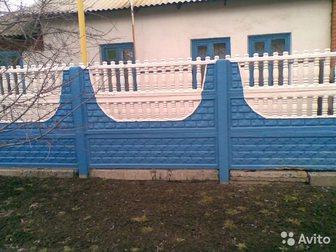 Скачать бесплатно изображение Ландшафтный дизайн Заборы из бетона,металла,навесы,ограждения, 34693008 в Ростове-на-Дону