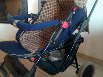Скачать бесплатно foto Детские коляски коляска зима-лето 35054549 в Ростове-на-Дону