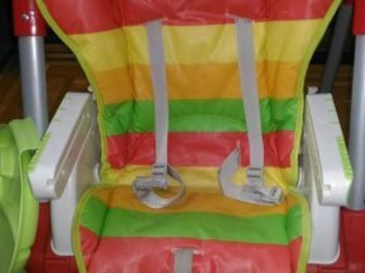 Новое изображение Товары для новорожденных Продаём супер удобный стульчик для малыша Brevi (Италия) 35082166 в Ростове-на-Дону