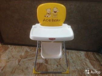 Скачать фотографию Товары для новорожденных Новый стульчик для кормления 35085078 в Ростове-на-Дону