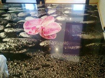 Скачать бесплатно фотографию  Декоративные полимерные наливные 3D полы 36625609 в Ростове-на-Дону