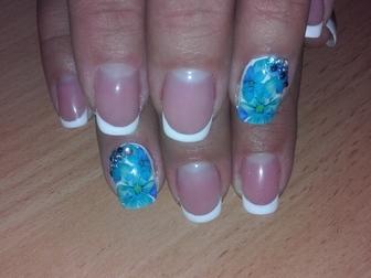Просмотреть foto  Наращивание ногтей 36634616 в Ростове-на-Дону