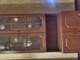 Новое фото  Продаю шкаф для посуды или книг 37461915 в Ростове-на-Дону