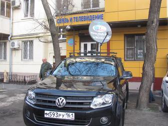 Пикап Volkswagen в Ростове-на-Дону фото