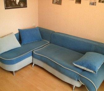 Фото в   Продается угловой диван (раздвижной) в комплекте в Ростове-на-Дону 8000