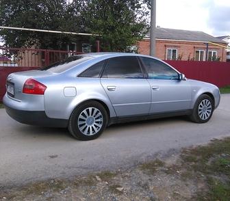 Фото в   Audi A6 в хорошем состоянии. Механика. Кожаный в Ростове-на-Дону 250000
