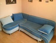 Продаю угловой диван Продается угловой диван (раздвижной) в комплекте пять больш