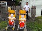 Увидеть изображение  продаю две летние коляски,практически новые! 33613233 в Рубцовске
