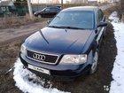 Audi A6 1.8AT, 1997, битый, 150000км