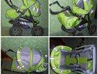 Изображение в   Продаю коляску трансформер в отличном состоянии, в Рыбинске 3000