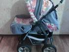Изображение в   Продается коляска для девочки. Есть сумка в Рыбинске 3500