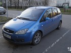 Ford C-MAX 1.8МТ, 2006, 220000км