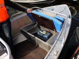 Уникальное изображение  Купить лодку (катер) Windboat 47 DC 38845420 в Твери