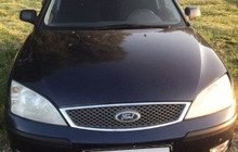 Ford Mondeo 2.0 МТ, 2004, 230 000 км