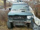 Изображение в Авто Аварийные авто Mitsubishi Pajero классика-3, год 2003, турбодизель2, в Салехарде 300000