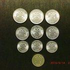 Продам монеты подголовка спмд 10 шт