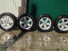 Увидеть foto Шины Продам колеса R 16 AUDI A4 Nokian Hakkapeliitta 7, 33649889 в Самаре
