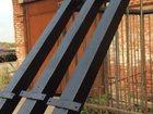 Уникальное фотографию  столбы металлические 34662780 в Самаре