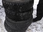 Изображение в Авто Шины Стояла на ВАЗ 2107, есть небольшие трещины в Самаре 2500