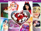 Увидеть фото Косметические услуги Торт + аквагрим + наряды - предложение на праздник 53108881 в Самаре